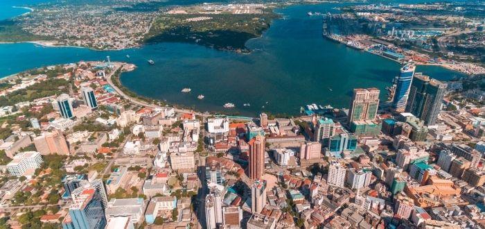 Dar es Salaam, Tanzania   Ciudades de África
