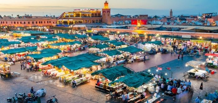 Marrackech, Marruecos