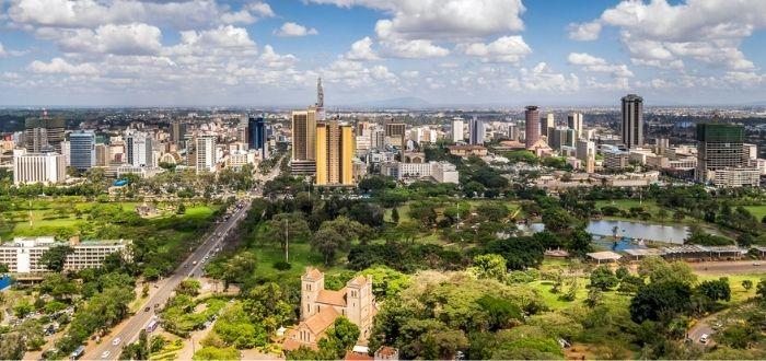 Nairobi, Kenia   Ciudades de África