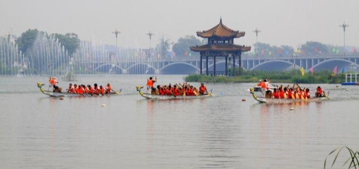 Festival del Barco del Dragón | Cultura de China