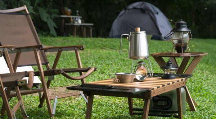 mesa plegable para viaje