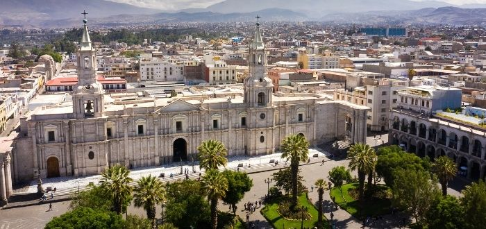 Catedral de Arequipa | Que ver en Arequipa