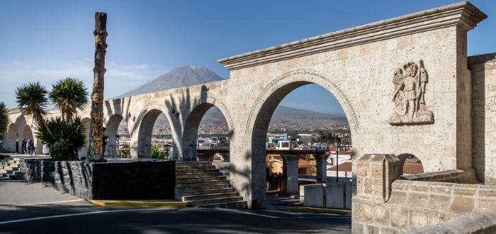 Miradores de Arequipa (Mirador de Yanahuara, Mirador de Carmen Alto, Mirador de Sachaca)