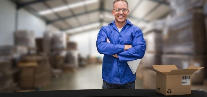 Trabajador de logística | Trabajar en Irlanda