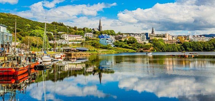 ciudad de irlanda