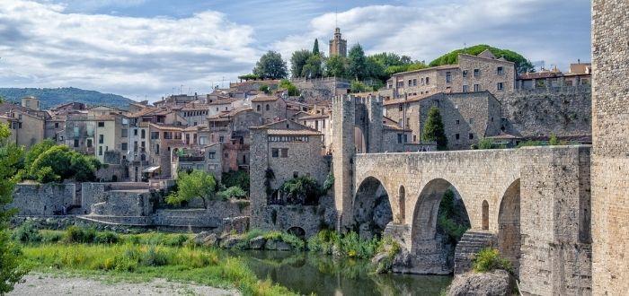 Besalú | Pueblos más bonitos de Cataluña