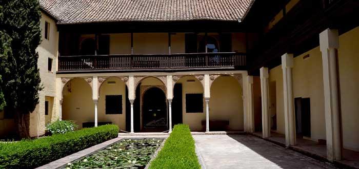 Casa del Chapiz granada