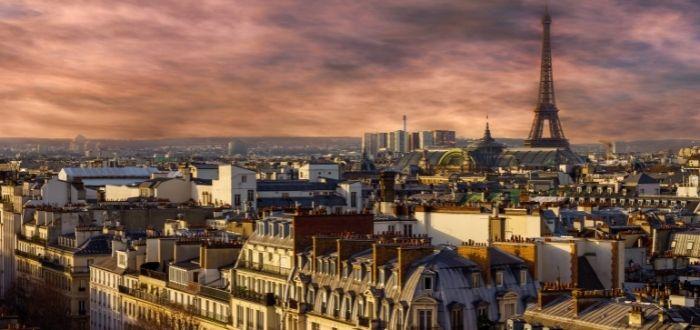 rutas aéreas Air France