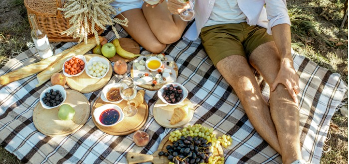 Tips para preparar un picnic