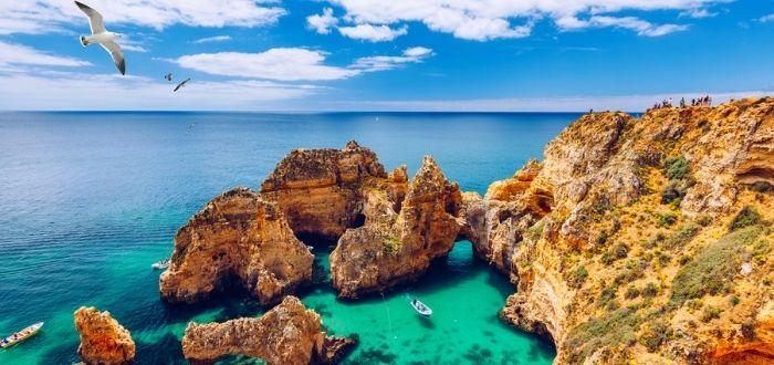 Playa de Ponta da Piedade