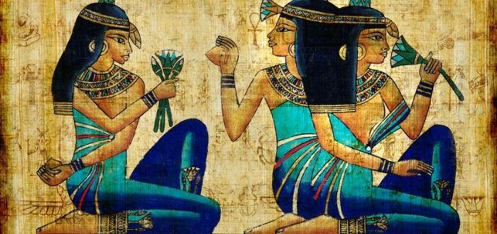 Arte en la cultura de Egipto