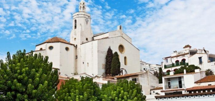 Iglesia de Santa María   Que ver en Cadaqués
