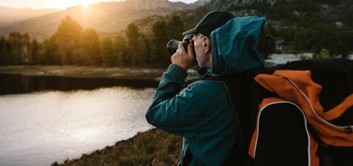 fotógrafo nómada