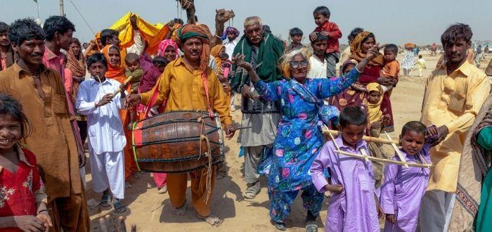 Cultura de la India: Festival de danza de Khajuraho