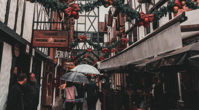 destinos navidenos