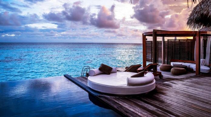 los hoteles mas lujosos del mundo